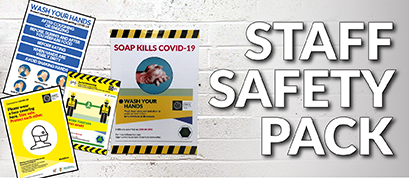 Staff Safety Pack